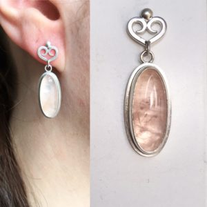 10_52, Earring Challenge, Jewelry, Jewelry smith, Jewelry making, danaca design, jewelry classes, jewelry smithing, gallery, Danaca Design Gallery, jewelry gallery