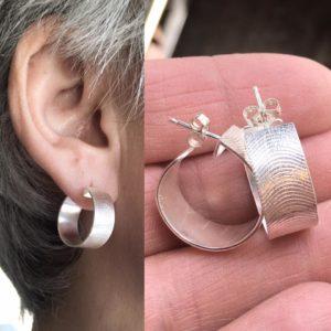 19_52, Earring Challenge, Jewelry, Jewelry smith, Jewelry making, danaca design, jewelry classes, jewelry smithing, gallery, Danaca Design Gallery, jewelry gallery