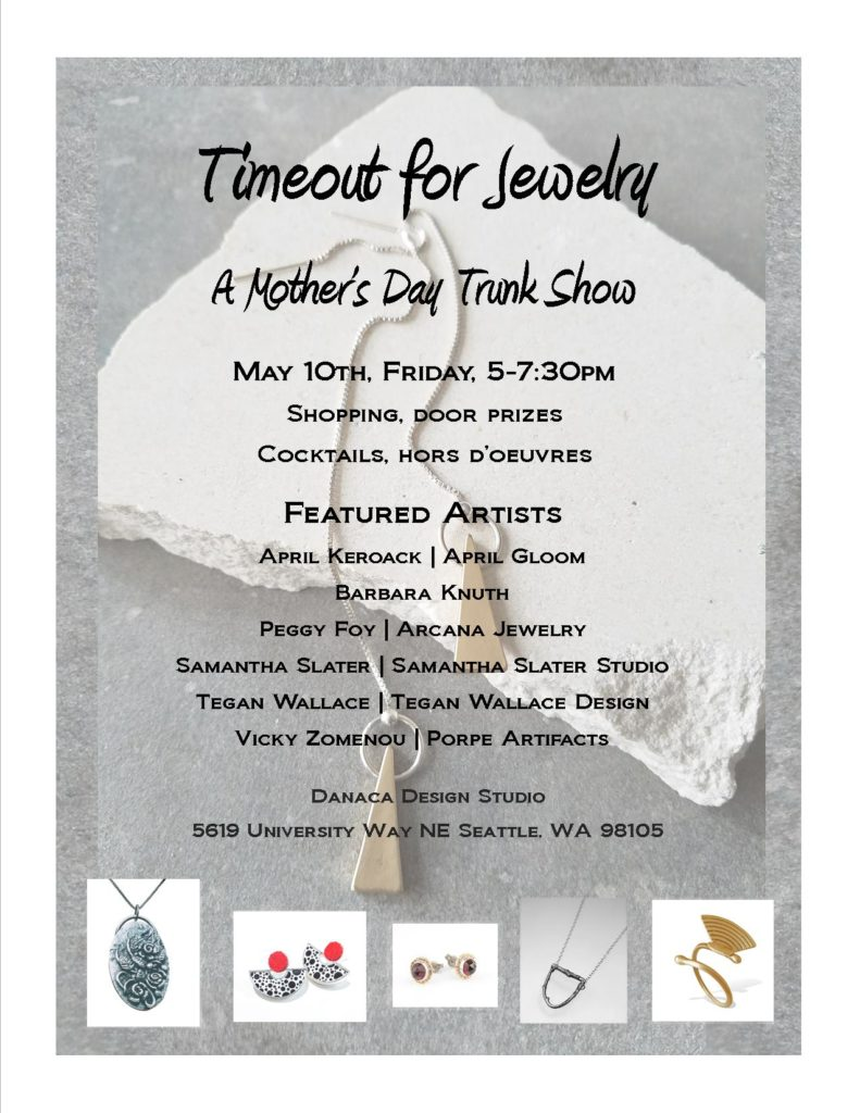 Pre-Mother's Day Trunk Show Event