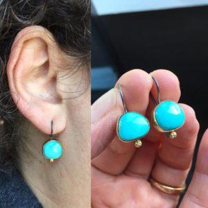 39_52, Earring Challenge, Jewelry, Jewelry smith, Jewelry making, danaca design, jewelry classes, jewelry smithing, gallery, Danaca Design Gallery, jewelry gallery