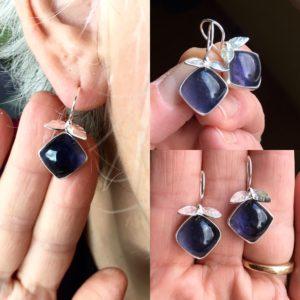 42_52, Earring Challenge, Jewelry, Jewelry smith, Jewelry making, danaca design, jewelry classes, jewelry smithing, gallery, Danaca Design Gallery, jewelry gallery