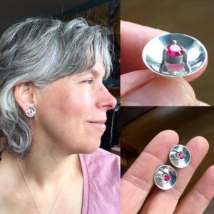 50_52, Earring Challenge, Jewelry, Jewelry smith, Jewelry making, danaca design, jewelry classes, jewelry smithing, gallery, Danaca Design Gallery, jewelry gallery