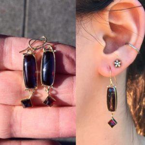 52_52, Earring Challenge, Jewelry, Jewelry smith, Jewelry making, danaca design, jewelry classes, jewelry smithing, gallery, Danaca Design Gallery, jewelry gallery