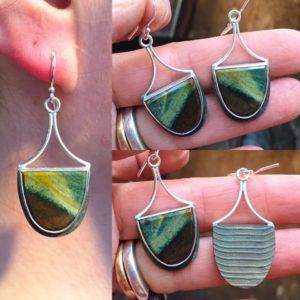 7_52, Earring Challenge, Jewelry, Jewelry smith, Jewelry making, danaca design, jewelry classes, jewelry smithing, gallery, Danaca Design Gallery, jewelry gallery