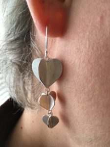9_52, Earring Challenge, Jewelry, Jewelry smith, Jewelry making, danaca design, jewelry classes, jewelry smithing, gallery, Danaca Design Gallery, jewelry gallery