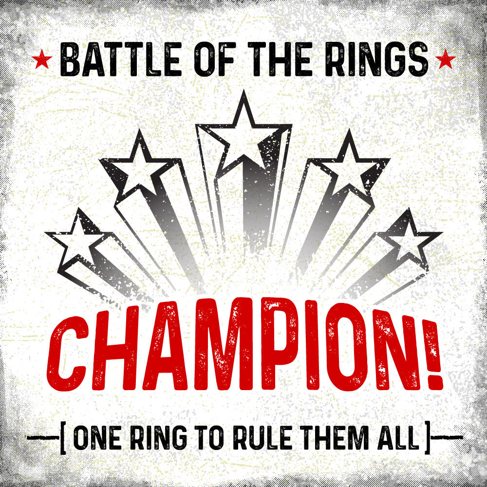 Battle of the Rings Champion