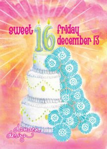 Sweet 16 Holiday Show 2019