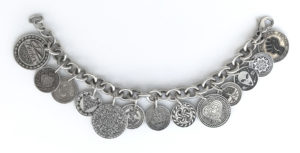 Harry Caldwell - Hand Engraved Coins - Charm Bracelet Challenge 2019