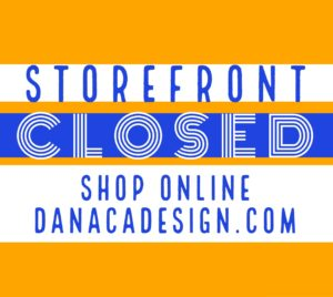 temporary closure storefront