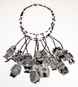 Cynthia Toops - Creatures - Charm Bracelet Challenge 2019