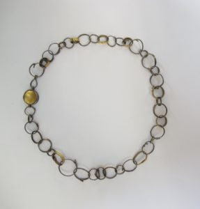 EXEX_3 chain variation, Bracelet, Micki Lippe, jewlery