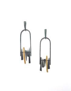 Earrings, Maru Almeida