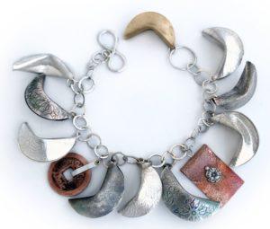 Nancy Hom - Fortunate Charm - Charm Bracelet Challenge 2019
