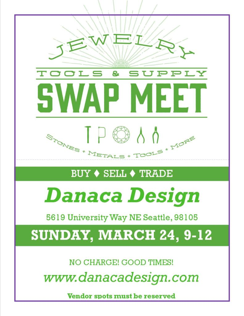 Swap Meet Flyer 2019