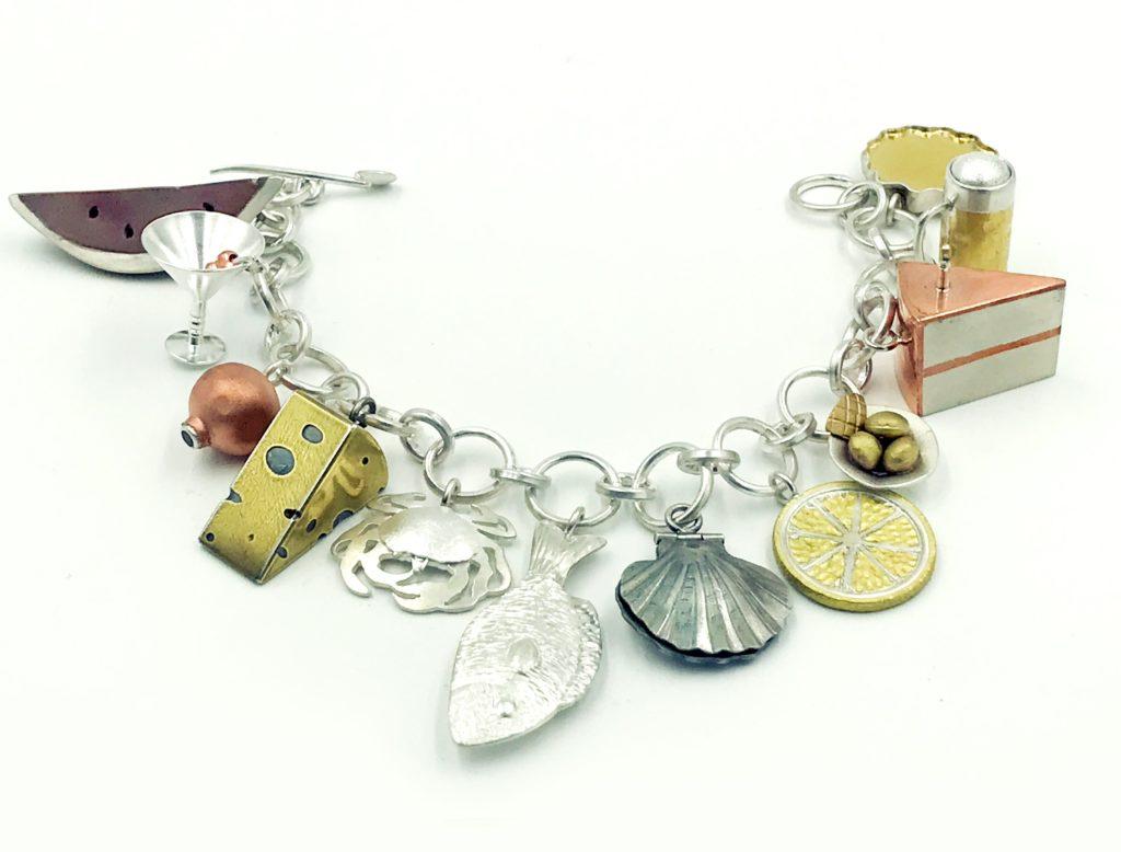 Charm Bracelet, Dana Cassara - Charm Bracelet Challenge