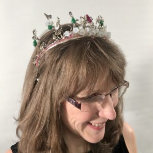 May Queen's Tiara by Jennifer Stenhouse